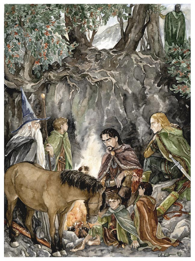 escape and consolation in the fellowship of the ring by jrr tolkien A description of jorge luis borges as a famous spanish author and wire news escape and consolation in the fellowship of the ring by jrr tolkien and commentary.